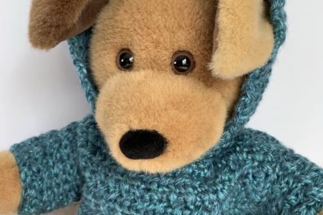 Build-A-Bear Hoodie Sweater Crochet Pattern